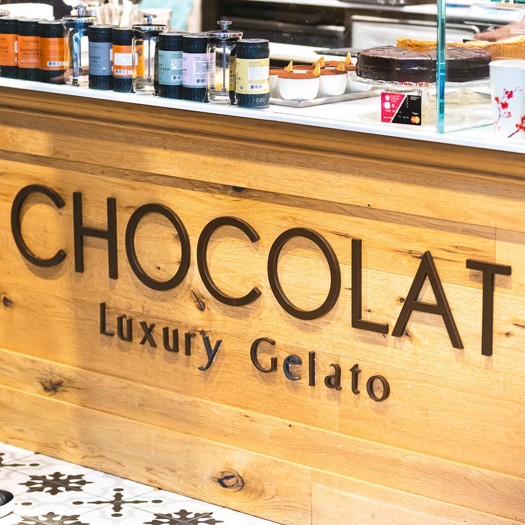 Gelateria Chocolat Mestre, Venezia